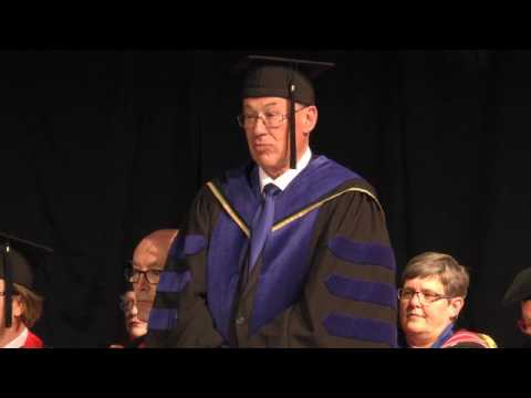 Convocation 2017 - Gordon Moore