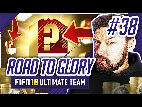 ELITE 1 MONTHLY REWARDS & 90 ICON HENRY! - #FIFA18 Road to Glory! #38 Ultimate Team