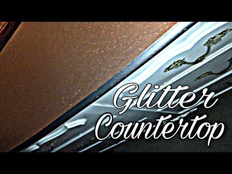 Diy Glitter Table Top Epoxy Resin Holo Doovi