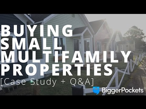Buying Small Multifamily Properties [Case Study + Q&A from Facebook Live 1/10/17]