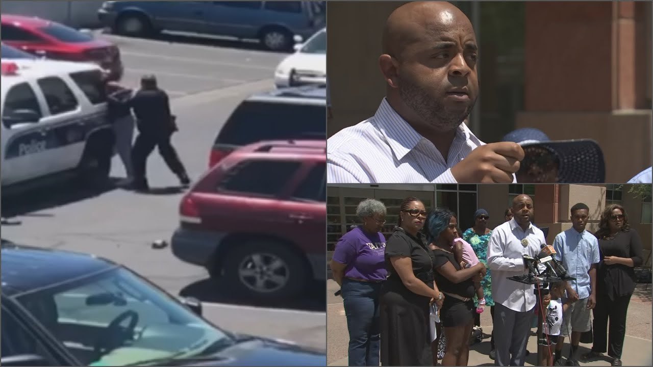 Civil rights activist describes Phoenix officers as 'bigots with badges and guns'