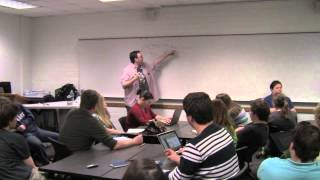 2013 Brandon Sanderson Lecture 13: QA - Writer's Block, Fixing Broken Stuff, Getting Feedback (8/9)