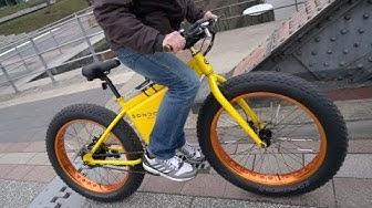 595 Euro Sondors Fatbike: Das günstigste E-Bike der Welt im Test