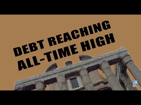 World Debt Reaches All-Time High as Central Banks Panic to Save Economy!