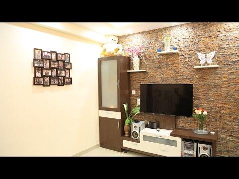 Dipin 2bhk Greens Ia Court Apartment Interiors Horamavu