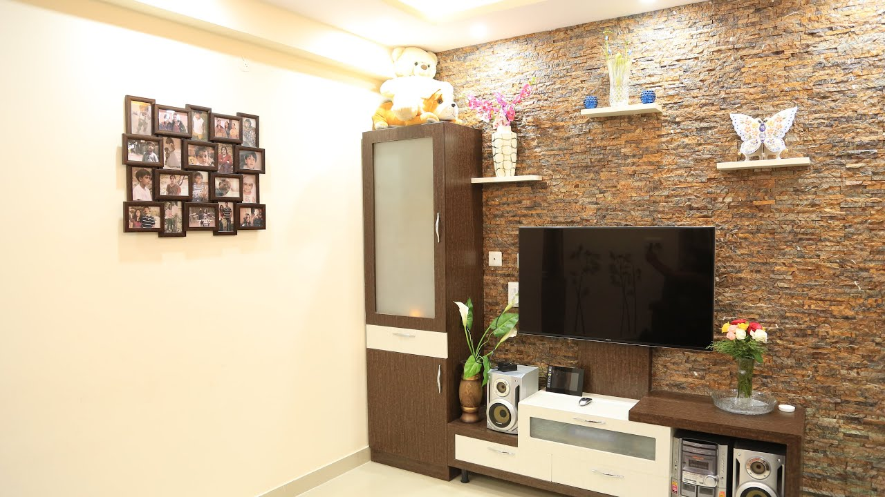 Dipin 2bhk greens cassia court apartment interiors horamavu youtube Home life furniture bangalore
