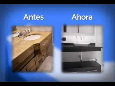 Corona centro de inspiraci n antes y despu s youtube for Enchapes cocina corona