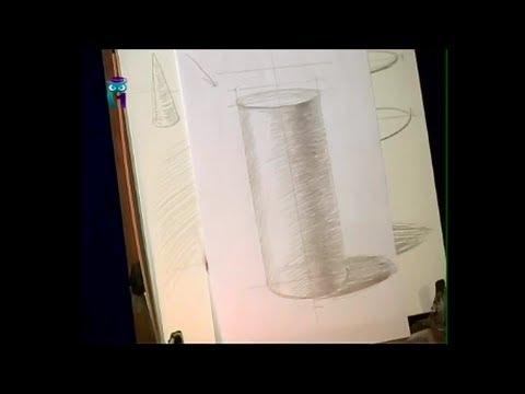 Как научиться рисовать карандашом, уроки рисования для