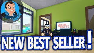 Creating a Best Seller in Roblox Game Dev Life!