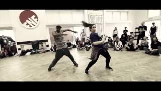 FNF WINTER DANCE INTENSIVE 2012 -  Tony Czar class