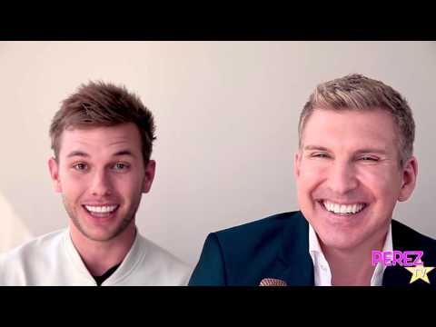 "Todd Chrisley stops by with Savannah and Chase to talk ""Chrisley Knows Best"" and more"