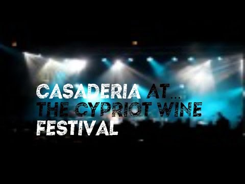 Cypriot Wine festival and Anna Vissi vlog