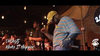 Make it happen - UrboyTj  [Live] 20Something Bar