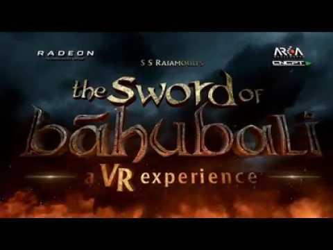 Tha SWORD Of Bahubali VR experience