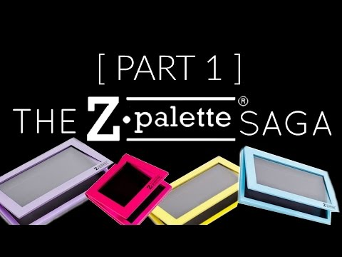 Z PALETTE SAGA [PART 1] ALL COMMENTS & SHADE INCLUDED!