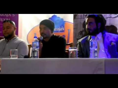 Bohemia life story in a press conference