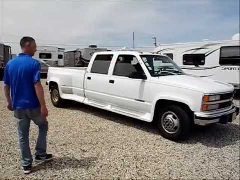 96 chevy 3500 truck
