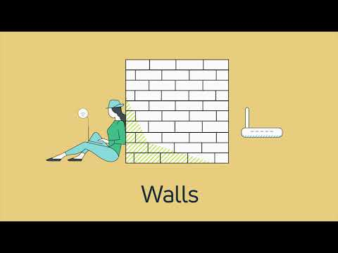 How walls affect your Wi-Fi