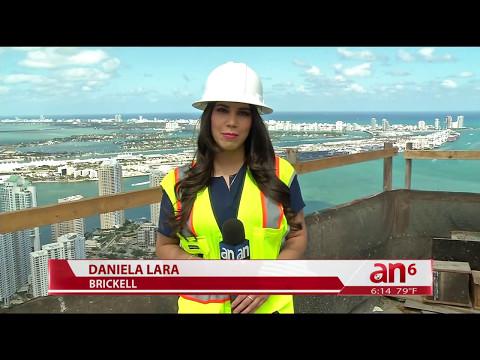 Miami's Tallest Tower Comes to Brickell Avenue