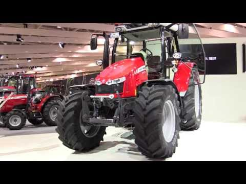 A closer look at the new, award winning MF 5713 SL - Day 2 (English)