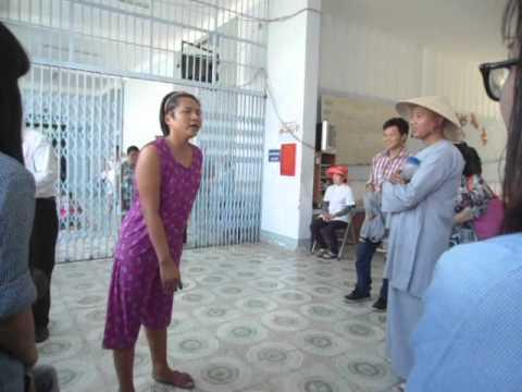 Giây phút đáng yêu của bệnh nhân tại trung tâm thần Tân Định - Bình Dương