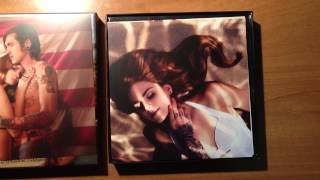 Born To Die - The Paradise Edition DELUXE BOX SET Lana Del Rey (Unboxing) HD 720p