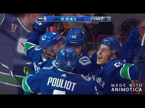 All Elias Pettersson Highlights So Far (2018-2019 Season)