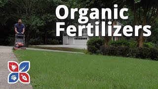 Do My Own Lawn Care - Organic Fertilizers