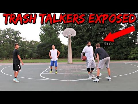 Baixar TRASH TALKER EXPOSED! INTENSE 2 on 2 Basketball Game With CAM PIZZO!