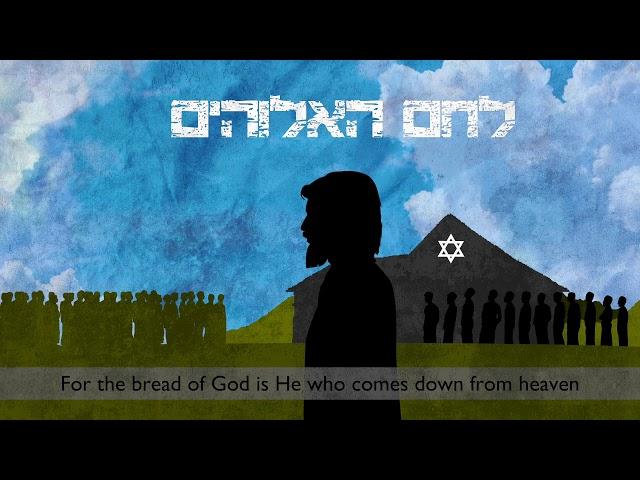 Gospel of John chapter 6 in Hebrew