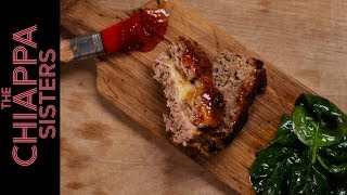 Simple Italian Meatloaf Recipe | Chiappa Sisters
