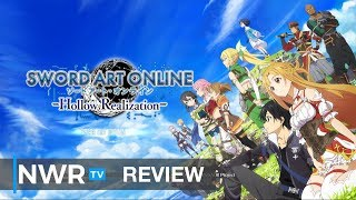 Sword Art Online: Hollow Realization (Switch) Review (Video Game Video Review)