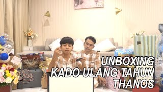 The Onsu Family - Unboxing Kado Ulang Tahun Thanos