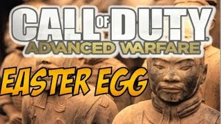Call of Duty Advanced Warfare Secret Soldier Easter Egg, Advanced Warfare Easter Egg