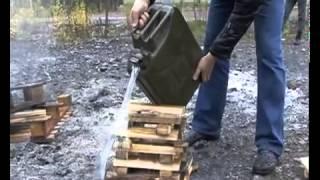 видео Огнезащита тканей