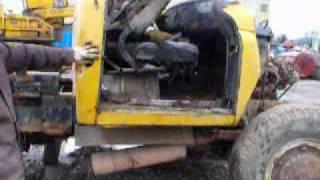 International Harvester 4X4 Dump Truck Save