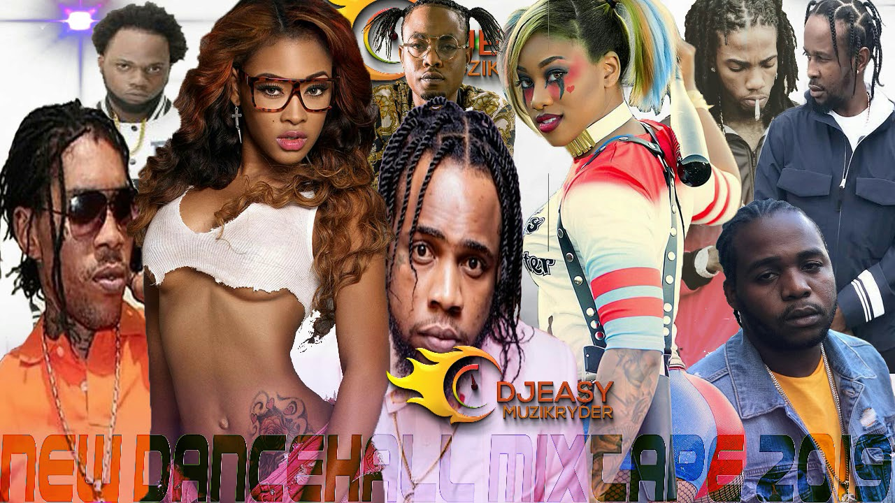 New Dancehall Mix June 2019 Vybz Kartel,Chronic  Law,Popcaan,Squash,Teejay,Mavado & More