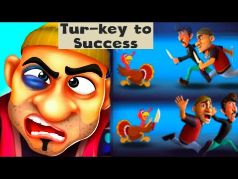 NEW UPDATE! SCARY ROBBER HOME CLASH! TUR - KEY TO SUCCESS! SOLUTION - Gameplay [Android - IOS]