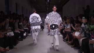 """JUUN J"" LIVE Menswear Spring Summer 2015 Paris Full Show by Fashion Channel"
