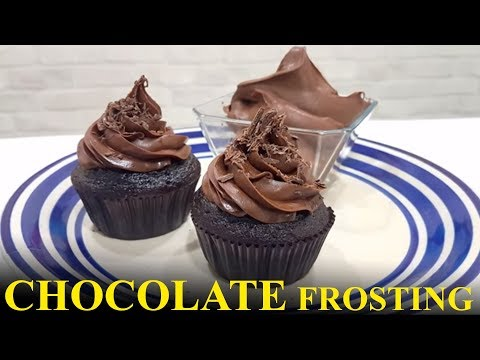 Easy Chocolate Frosting Recipe | Chocolate Icing | Easy & Quick Cake Recipes