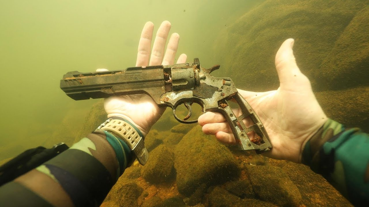 found-gun-underwater-in-river-while-scuba-diving-wrbl-news-interview