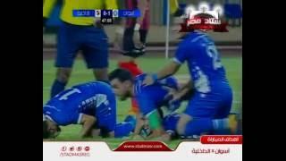بالفيديو.. أسوان يفوز على الداخلية 2- صفر في الدوري