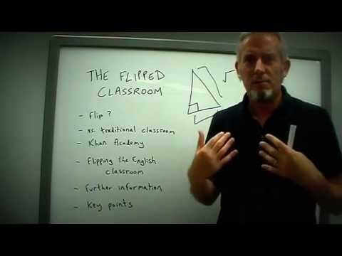The Flipped Classroom for EFL