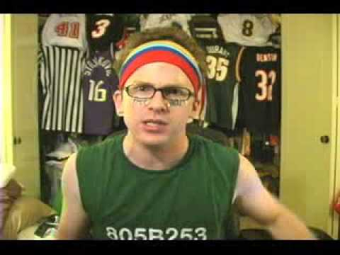 Paul Brogan: 2008 NFL Season Rap