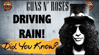 Baixar Guns N' Roses: True Story Behind 'Driving Rain' (Living the Dream) Ft Myles Kennedy & Conspirators