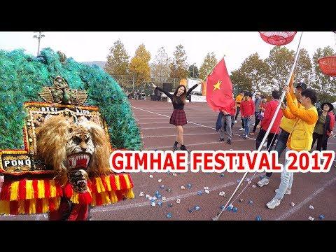 ASIAN CULTURE FESTIVAL 2017 ll GIMHAE SOUTH KOREA