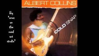 Watch Albert Collins Bending Like A Willow Tree video