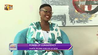 TALK CENTRAL: One on One with Kalekye Mumo part 1