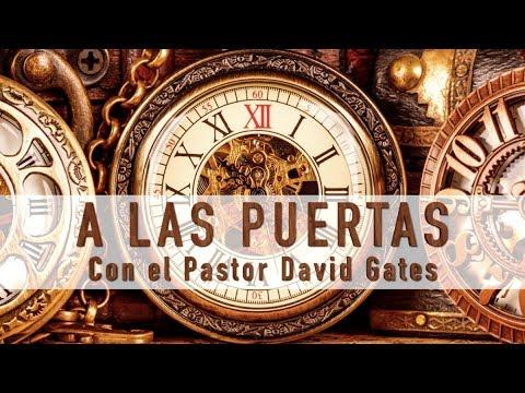 """""""A las Puertas"""" por el Tio David Gates"""
