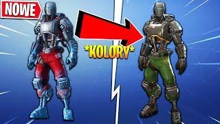 C.E.L Z *NOWYMI* KOLORAMI?!   Fortnite - Battle Royale